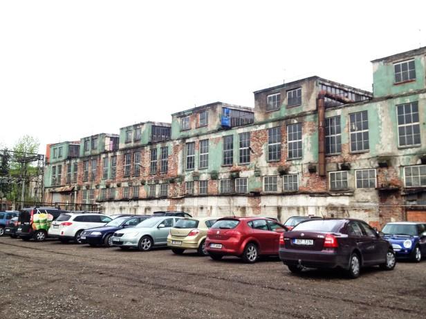 Former Industrial Telliskivi