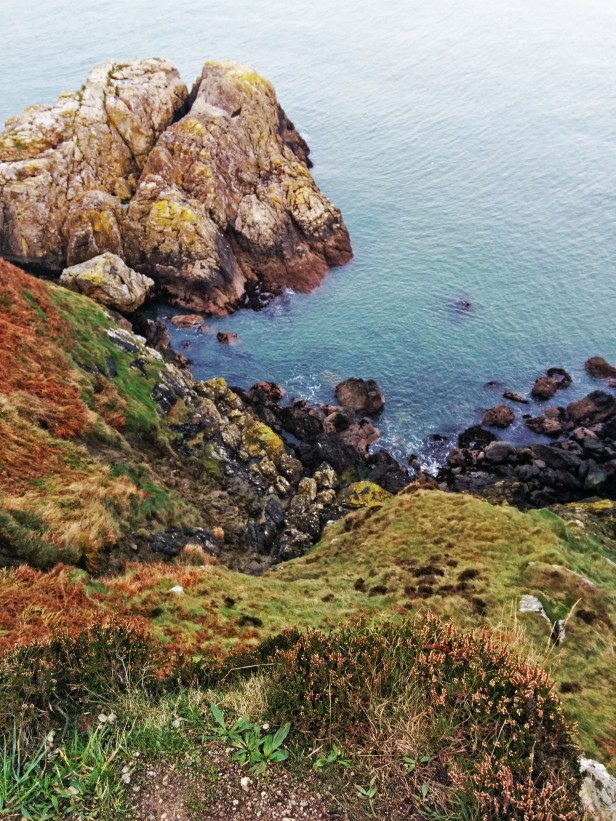 View Howth Cliffs