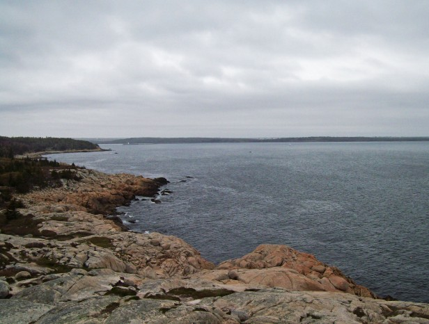 The Lookoff by Herrings Cove, Nova Scotia.